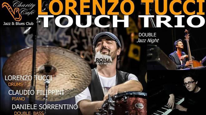 Lorenzo Tucci Touch Trio: doppio concerto al Charity Café