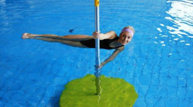 Ginnastica in acqua New Country