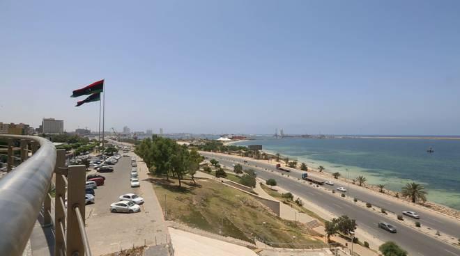 Il mare della nostra storia - Lungomare di Tripoli