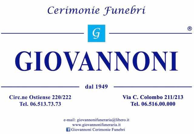 impresa funebre Giovannoni
