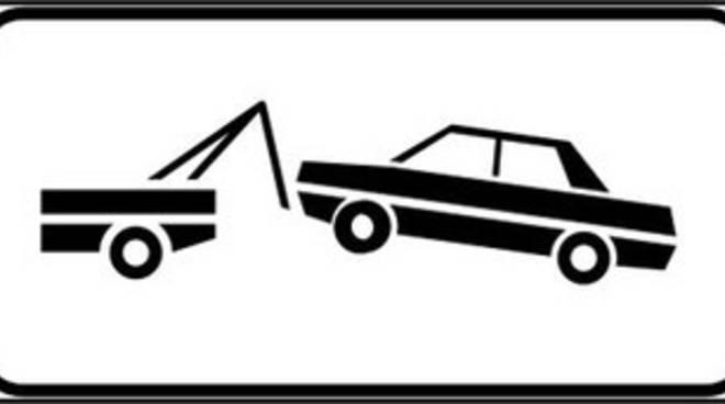 Rimozione veicoli