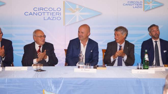 PRESENTAZIONE LIBRO GIANLUIGI NUZZI - CIRCOLO CANOTTIERI LAZIO