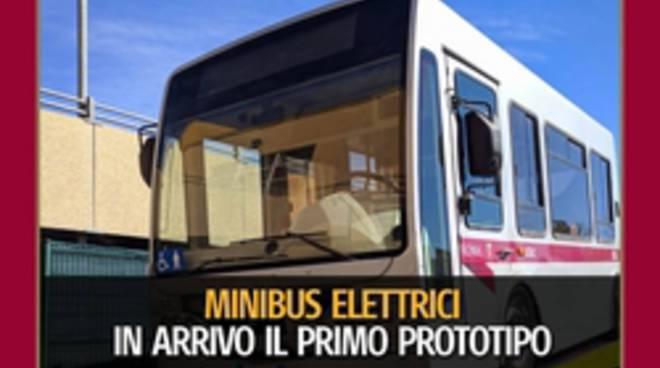 minibus elettrici
