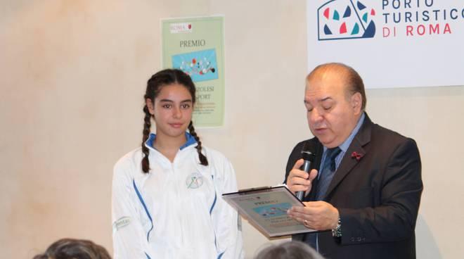 Municipio X-La giovanissima Sofia Mazzucco