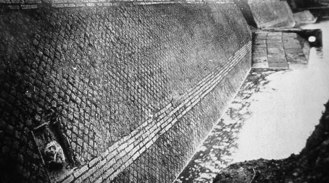 Porto Fluviale di Testaccio (Foto archivio CCPAS Roma)