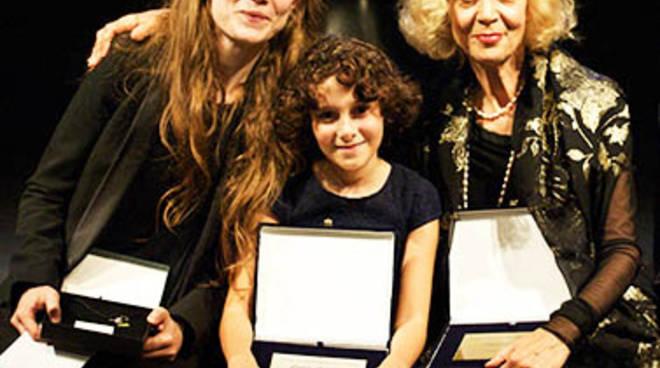 Premio Virginia Reiter - Federica Rosellini, Laia Artigas e Lucia Poli