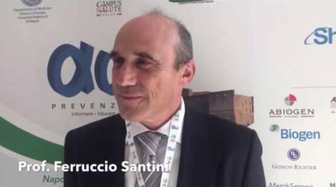 Professor Ferruccio Santini