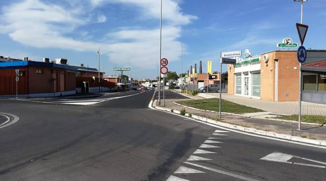 Strade del VII Municipio