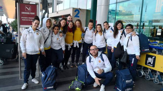 Valmontone calcio a 5 - Serie A femminile