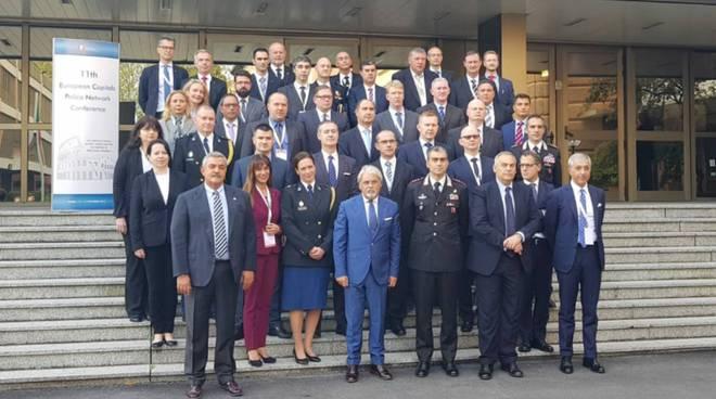 Vertice polizie UE
