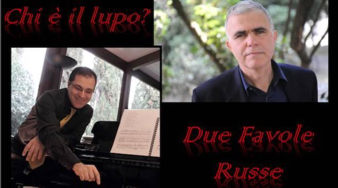 X Stagione Concertistica Musica ai Ss. Apostoli - Favole russe