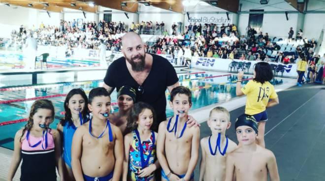 3T Frascati sporting village nuoto