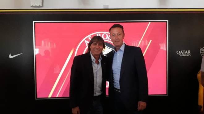 Bianchi con Bruno Conti