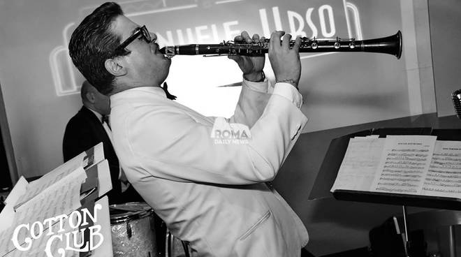"Emanuele Urso \""The King Of Swing\"" Septet: doppio Concerto al Cotton Club"