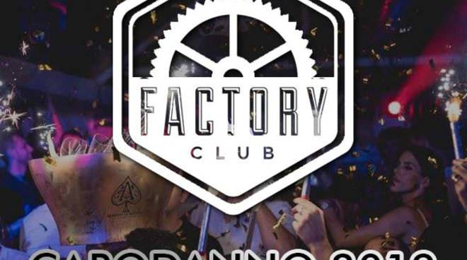 Capodanno Factory Club