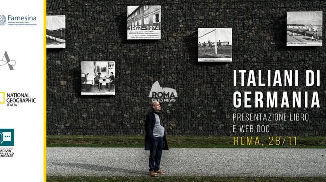 Italiani di Germania - Presentazione Libro e Web Documentary