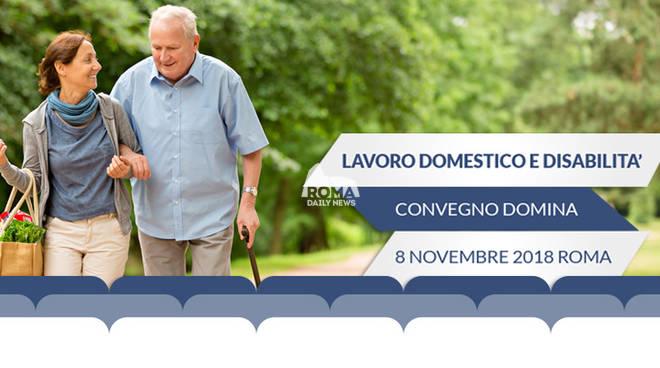 Lavoro domestico e disabilità | Presentazione Dossier 8 Ricerca DOMINA