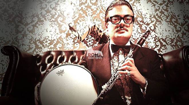 "Cotton Club presenta Emanuele Urso ""The King Of Swing\"" Octet in concerto"