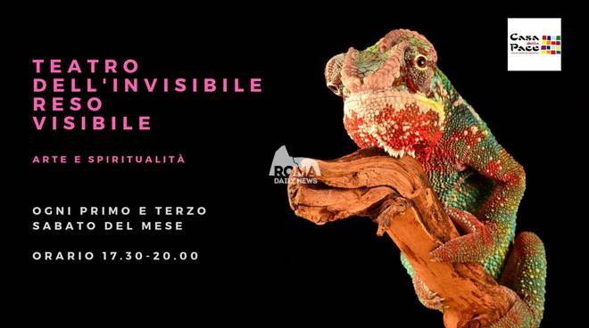 Laboratorio del Teatro dell\'Invisibile Reso Visibile