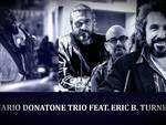 Mario Donatone Trio feat. Eric B. Turner in concerto al Cotton Club