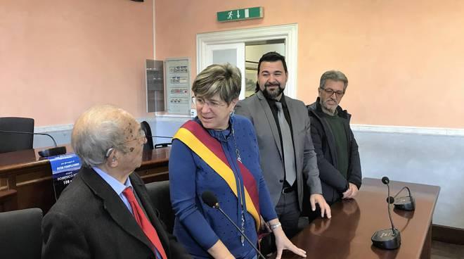 Domenico Fonti festeggiato dal X Municipio