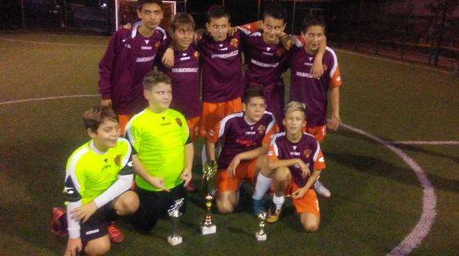 Esordienti As Roma Futsal