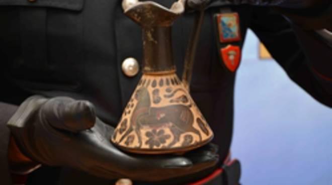 Vaso etrusco