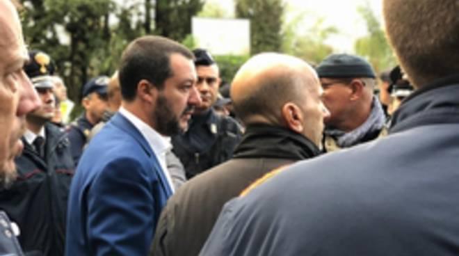 Salvini al Quadraro