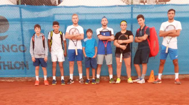 New Country Tennis Agonistica
