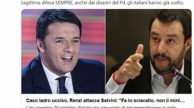 Salvini-Renzi