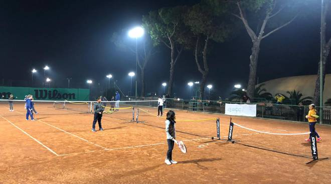 Tc New Country Club Frascati - baby tennis