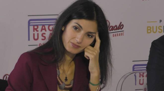 Virginia Raggi (Foto RomaDailyNews)