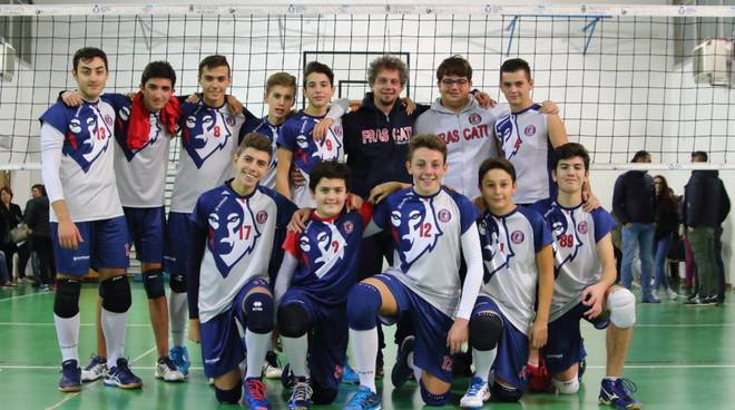 Volley Club Frascati - Under 16 maschile