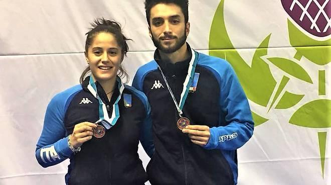 Bianchi medaglia di bronzo
