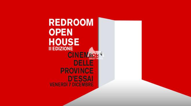 Redroom Open House