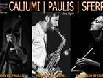 Caliumi - Paulis - Sferra Trio in concerto al Charity Café
