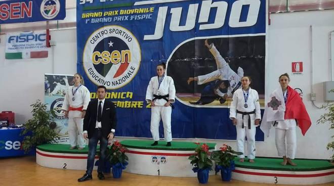 Farina - Judo Frascati