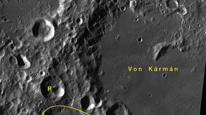 Mappa Luna