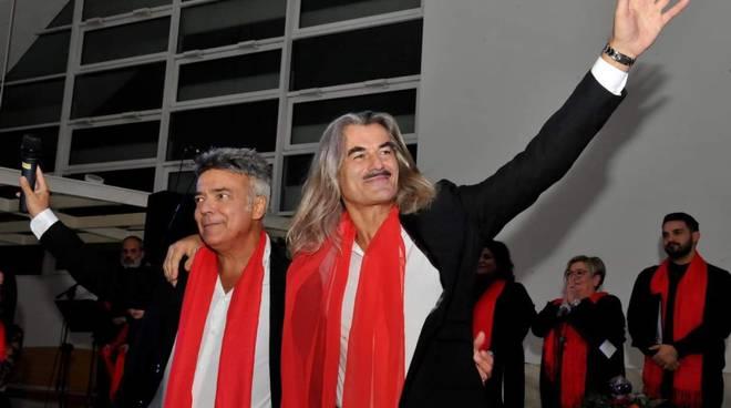 Municipio X - Marcello Cirillo e Demo Morselli