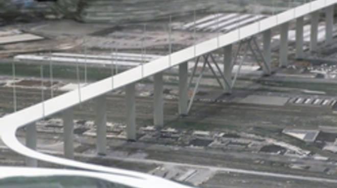 Nuovo ponte Morandi