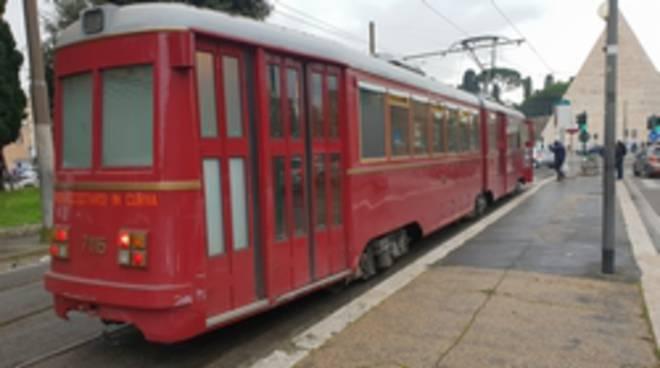 Roma dal tram