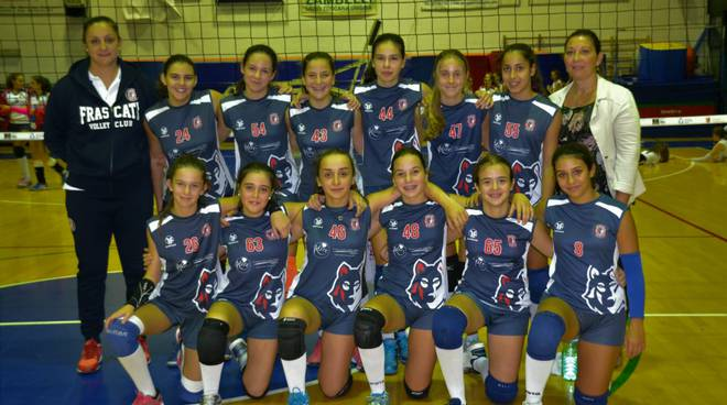 Volley Club Frascati - Under 14