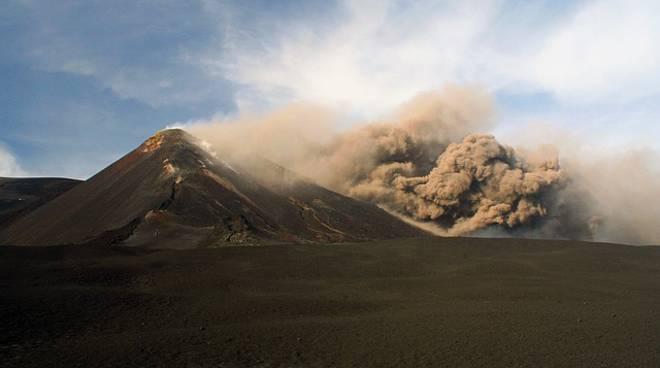 Vulcano - Etna