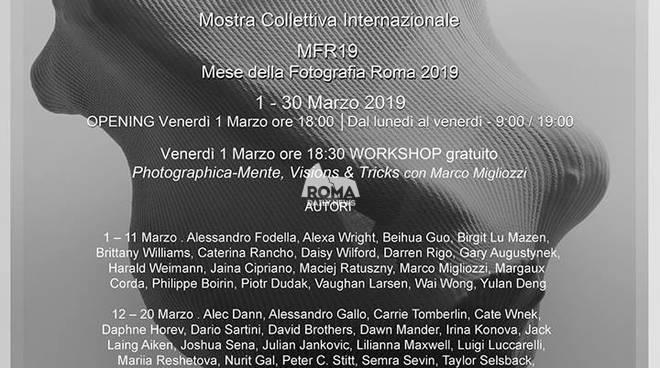 Perceptions -  Mostra Fotografica Internazionale