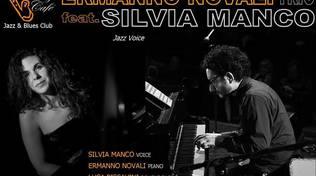 Ermanno Novali Trio Feat. Silvia Manco in concerto al Charity Café
