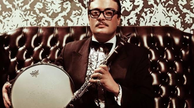 "Al Cotton Club Emanuele Urso \""The King Of Swing\"" Septet doppio concerto"