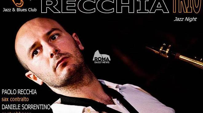 Paolo Recchia Trio: doppio concerto al Charity Café