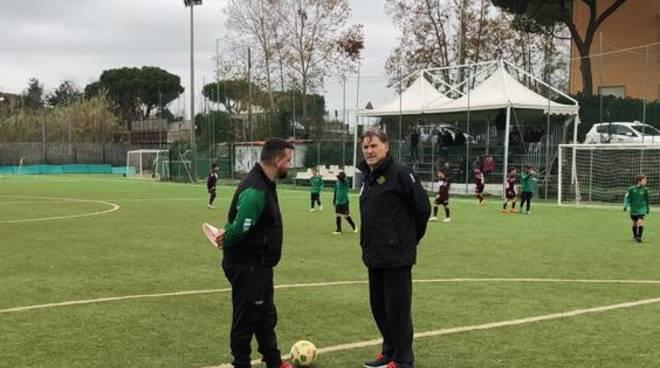 Ciarrocchi - Scuola calcio Consalvo
