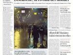 Corriere della Sera - Prima Pagina Roma
