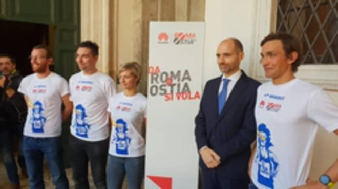 Corsa Roma-Ostia